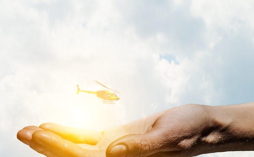 Арендовать вертолет
