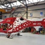 Air Zermatt получил очередной вертолет Bell 429