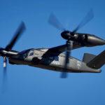 Американцы разогнали конвертоплан V-280 быстрее 460 км/ч