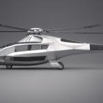Bell показал пассажирский вертолет будущего