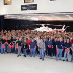 Bell собрал 5000-й вертолет в Канаде