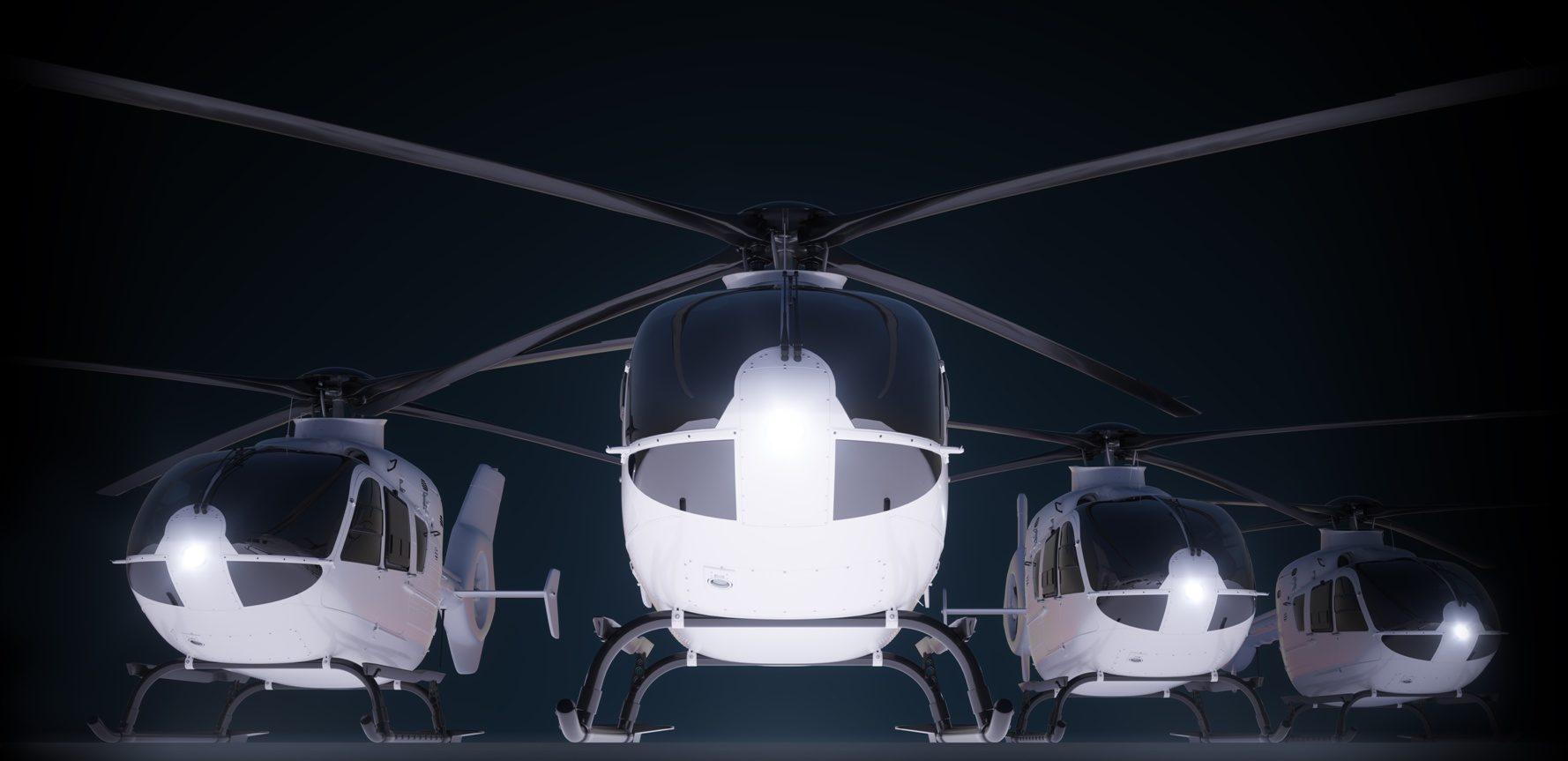 Арендовать вертолет и оформить заявку на полет
