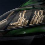 Hill Helicopters представил интерьер HX50
