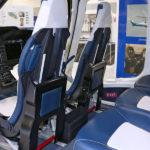На HeliRussia 2019 дебютирует Bell 505 с VIP салоном от Mecaer