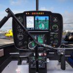 Новейшие дисплеи Garmin G500H TXi на вертолетах Robinson