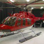 Первый Bell 407GXР отправляется в Канаду