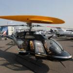 Три контракта Bell Helicopter на Ле Бурже
