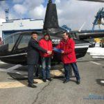 URALHELICOM передала клиенту новый R66