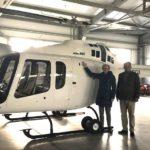 URALHELICOM собирает первый Bell 505